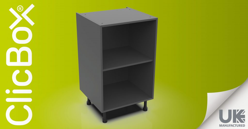 Anthracite ClicBox Cabinet